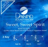 Sweet, Sweet Spirit Acc, CD