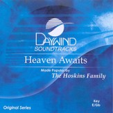 Heaven Awaits, Accompaniment CD