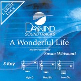 A Wonderful Life, Accompaniment CD