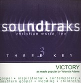 Victory, Accompaniment CD