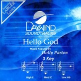 Hello God, Accompaniment CD