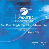 Go Rest High On That Mountain, Acc CD