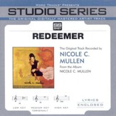 Redeemer - Medium key performance track w/ background vocals [Original key] [Music Download]