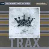 Name Above All Names (CD Trax)