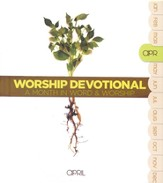 Worship Devotional: April, 2 CDs