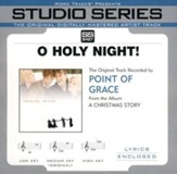 O Holy Night - Low key performance track w/o background vocals [Music Download]