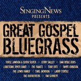 Singing News Presents: Great Gospel Bluegrass CD