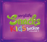 Scripture Snacks Kids, funsize Volume 1