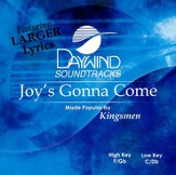 Joy's Gonna Come, Accompaniment CD