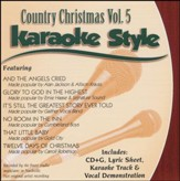 Country Christmas (Volume 5)