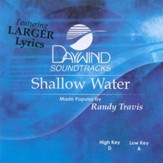 Shallow Water, Accompaniment CD