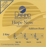 Hope Now, Accompaniment CD