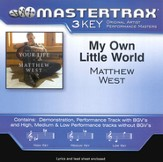 My Own Little World, Accompaniment CD