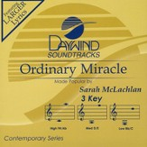 Ordinary Miracle, Accompaniment CD