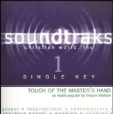 Touch Of The Master's Hand (Single Key), Accompaniment CD