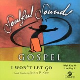 I Won't Let Go, Accompaniment CD