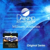 Military Anthems, Accompaniment CD