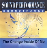 The Change Inside of Me, Accompaniment CD