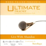 Live With Abandon (As Made Popular By Newsboys) [Performance Track] [Music Download]