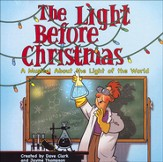 The Light Before Christmas, CD