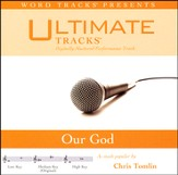 Our God - Medium key performance track w/ background vocals [Music Download]
