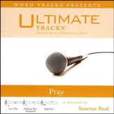 Pray (Medium Key Performance Track With Background Vocals) [Music Download]