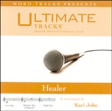 Healer - Medium Key Performance Track W/Background Vocals [Music Download]