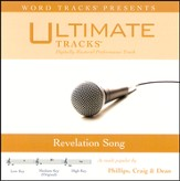 Revelation Song - Medium key performance track w/o background vocals [Music Download]