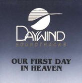 Our First Day In Heaven, Accompaniment CD
