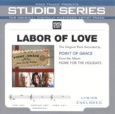 Labor Of Love, Accompaniment CD