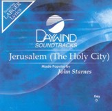 Jerusalem (The Holy City), Accompaniment CD