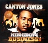 Kingdom Business Pt. 3 CD