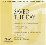 Saved The Day (CD Octavo Track)