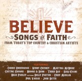 Believe: Songs of Faith CD