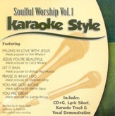 Soulful Worship, Volume 1, Karaoke Style CD