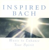 Inspired Bach, Compact Disc [CD]