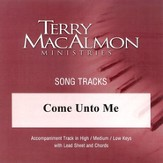 Come Unto Me, Accompaniment CD