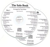 Solo Book, The, Split-Channel CD