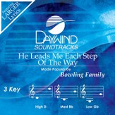 He Leads Me Each Step Of The Way [Music Download]