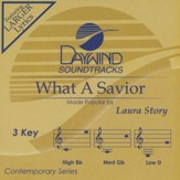 What A Savior [Music Download]