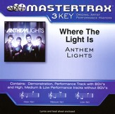 Where the Light Is, Acc CD