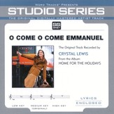 O Come O Come Emmanuel, Accompaniment CD