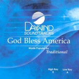God Bless America, Accompaniment CD