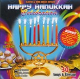 Happy Hanukkah Celebration, Music CD