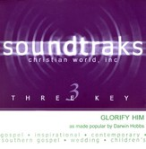 Glorify Him, Accompaniment CD