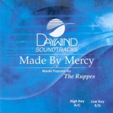 Made By Mercy, Accompaniment CD
