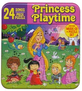 Princess Playtime (Puzzle Tin)