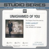 Unashamed Of You (Original Key Performance Track With Background Vocals) [Music Download]
