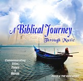 A Biblical Journey through Music, CD