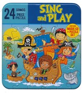 Sing & Play (Puzzle Tin)